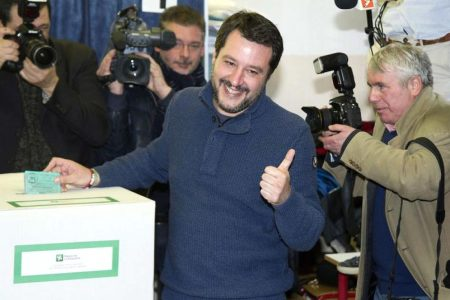 Italy heading for a hung parliament after euroskeptic, right-wing see strong gains