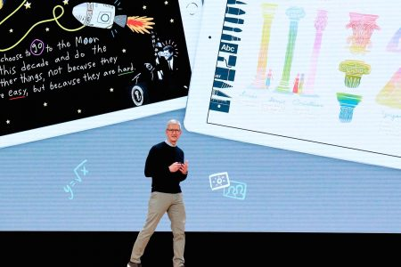 Why Apple is still a powerful contender in education, despite Google's gains
