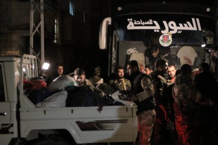 Syrian Rebels Agree to Evacuate Qaeda-Linked Fighters From Eastern Ghouta
