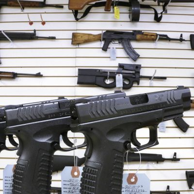 Could Dick's Sporting Goods ban on assault-style rifles change sales?