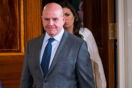 McMaster to Resign as National Security Adviser, and Will Be Replaced by John Bolton