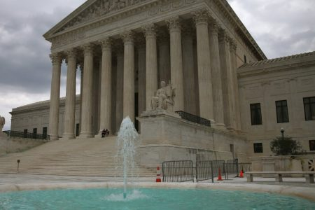 Gerrymandering back at Supreme Court as midterms near, tensions rise
