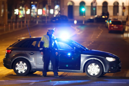 At least 3 injured in Vienna knife attack, police say