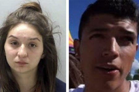 Woman who killed boyfriend in failed YouTube stunt sentenced to 180 days