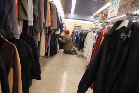 Georgia mom makes 'entitled' teenage son shop at Goodwill to learn lesson in humility