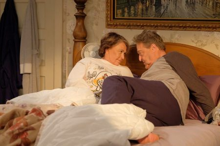 Roseanne Barr recalls confronting John Goodman about his drinking and working with George Clooney