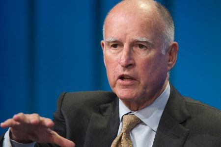 Trump lashes out after California Gov. Jerry Brown pardons 5 immigrants under threat of deportation