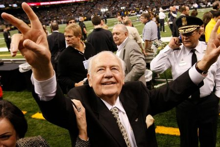 Tom Benson, Owner of the Saints and Pelicans, Dies at 90
