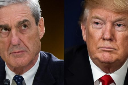 Donald Trump is done playing nice with Bob Mueller