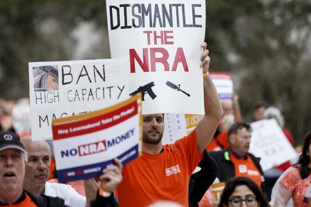 Could GOP inaction on guns hand the House to Dems?
