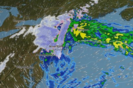 Nor'easter roars toward East Coast — and it could turn into a 'bomb cyclone'