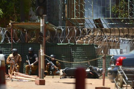 Burkina Faso: Twin attacks leave 8 dead, 80 injured