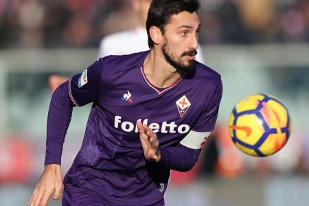 Fiorentina captain Davide Astori dies of 'sudden illness' at 31, team says