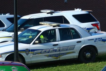 1 person taken into custody after student shot dead at Alabama school