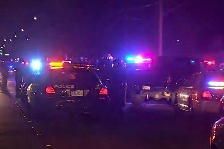 Police arrest suspect in killing of California officer