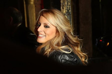 Stormy Daniels' mother on Trump: 'I would vote for him every time'