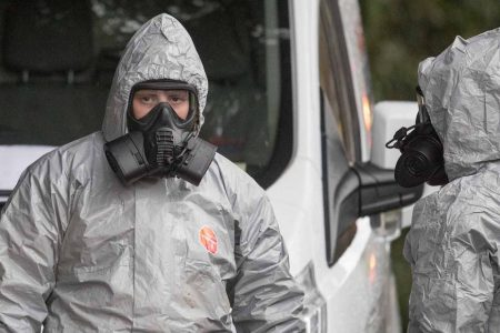 Russian envoy: 'Highly likely' Britain had nerve agent used in spy attack
