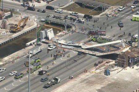 The footbridge was built to save lives. Instead, it left 6 dead