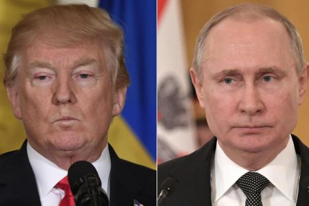 US punishes Russia but Trump hedges bets on Putin