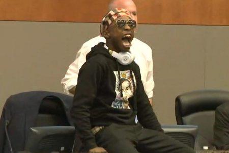 Stephon Clark's brother interrupts Sacramento City Council meeting