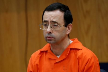 Michigan gymnast reportedly becomes first male victim to file Larry Nassar lawsuit