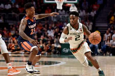 NCAA tournament live: Miami fighting off an upset bid, Duke winning in a rout