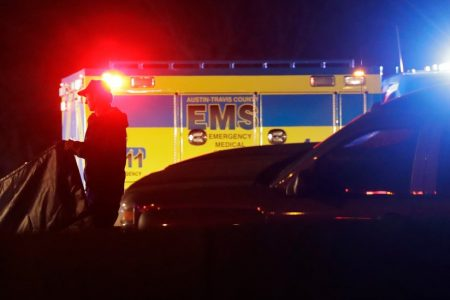 Austin Bombing Suspect Blew Himself Up, Police Say