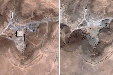 Ending Secrecy, Israel Says It Bombed Syrian Reactor in 2007