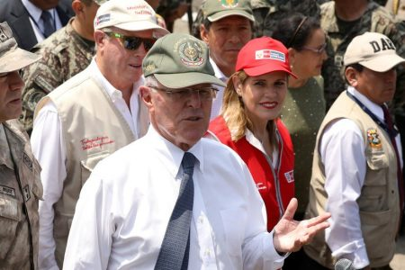 Peru's President Offers Resignation in Vote-Buying Scandal