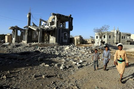 Saudis Claim to Intercept 7 Missiles Fired at Cities From Yemen