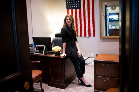 Hope Hicks Is Gone, and It's Not Clear Who Can Replace Her