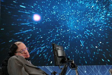 Stephen Hawking, physicist who came to symbolize the power of the human mind, dies at 76