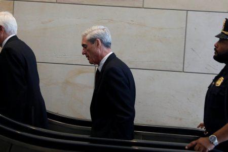 Democratic Senators Urge Justice Department Leadership To Protect Robert Mueller