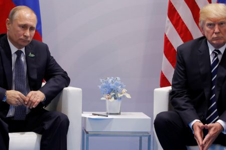 Irked Trump Reportedly Warned Putin: We'd Win The Arms Race