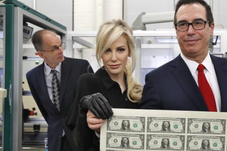 Treasury's Steven Mnuchin has racked up $1M in taxpayer-funded trips, watchdog says
