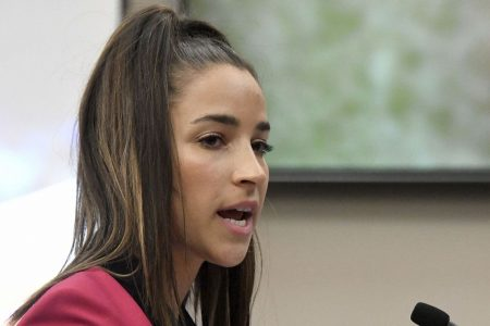Aly Raisman suing US Olympic Committee, USA Gymnastics over sexual abuse