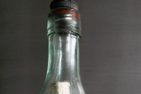Message in a bottle tossed into the ocean in 1886 discovered on remote Australia beach