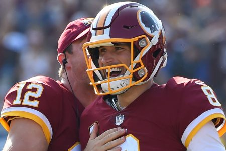 Kirk Cousins officially signs three-year, $84 million deal with Minnesota Vikings