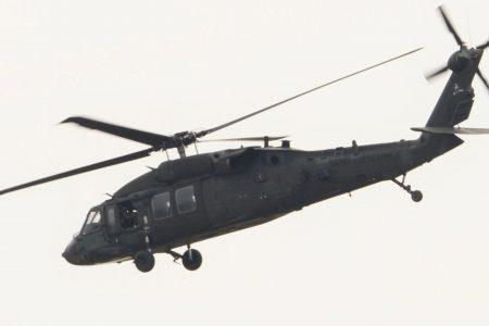 Pentagon identifies seven US servicemen killed in Iraq helicopter crash