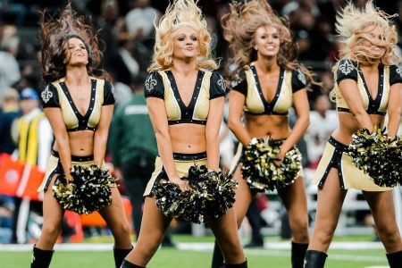 Report: Fired New Orleans Saints cheerleader files discrimination complaint