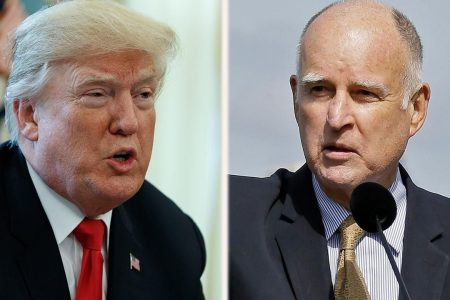 Trump rips California governor for pardoning ex-cons facing deportation
