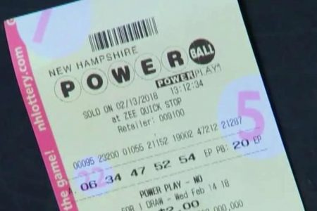 Judge rules $560M Powerball jackpot winner can remain anonymous