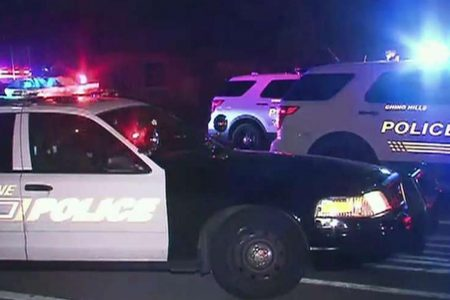 Police: Suspect 'contained' in apartment complex amid standoff that left cop dead