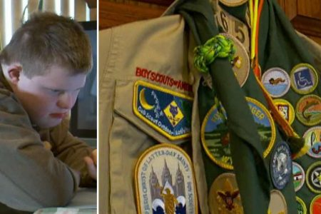 Boy Scouts blocked boy with Down syndrome from becoming Eagle Scout, lawsuit says