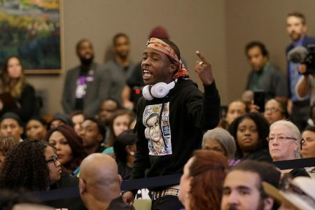 Outrage grows over police killing of Stephon Clark in Sacramento: '20 shots over a cellphone'