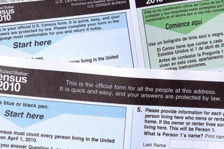 Census citizenship question sparks firestorm of protest