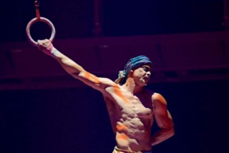 He was 'finally' attempting his ambitious new Cirque du Soleil act. A horrific fall killed him.