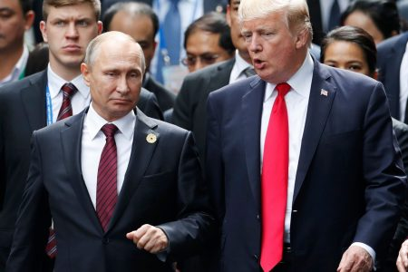The US glimpses possible common ground with Russia