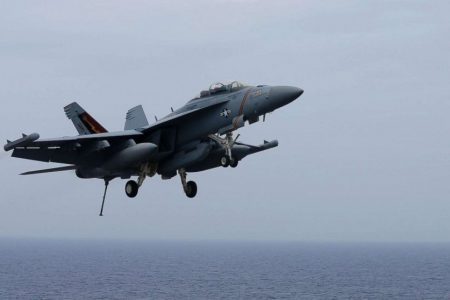 Search underway near Key West after Navy pilot ejects