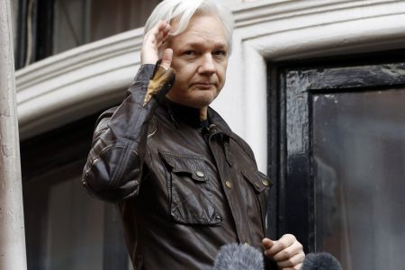 Ecuador cuts WikiLeaks founder Assange's internet at embassy
